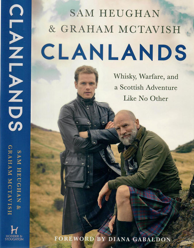 Clanlands - A story of Scottish travel, warfare and whisky