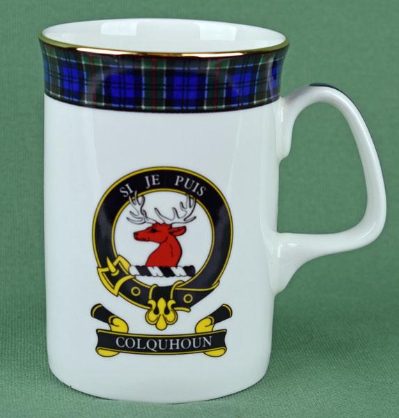Colquhoun Clan Mug