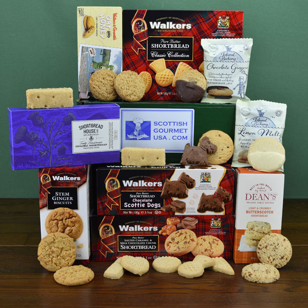 Scottish Cookie Collection