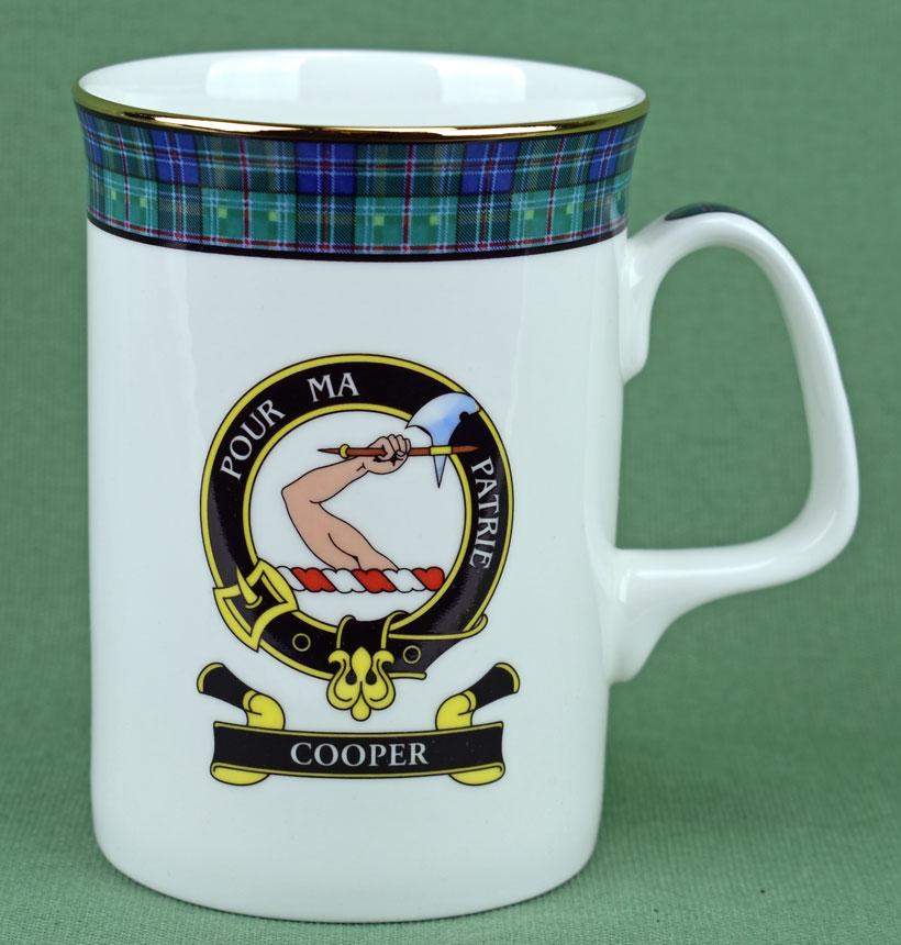 Cooper Clan Mug