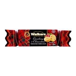 Walkers Cranberry & Clementine Shortbread Christmas Cracker Box - 3.5 oz.