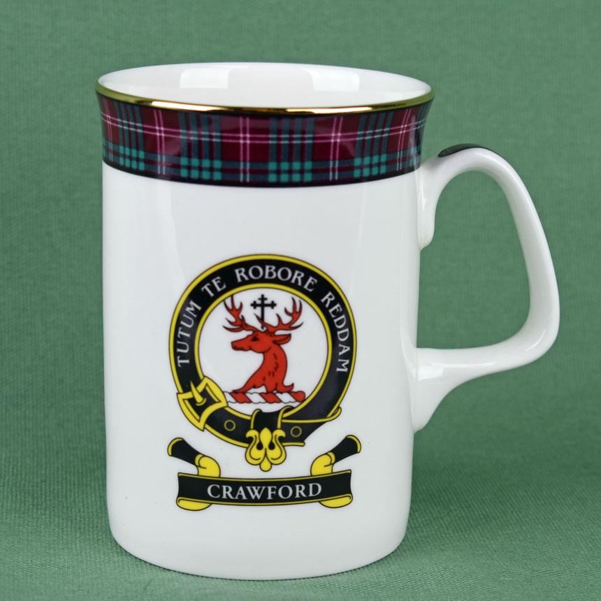 Crawford Clan Mug