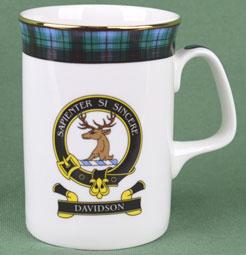 Davidson Clan Mug