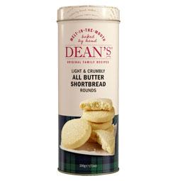 Dean's Shortbread Rounds Tin