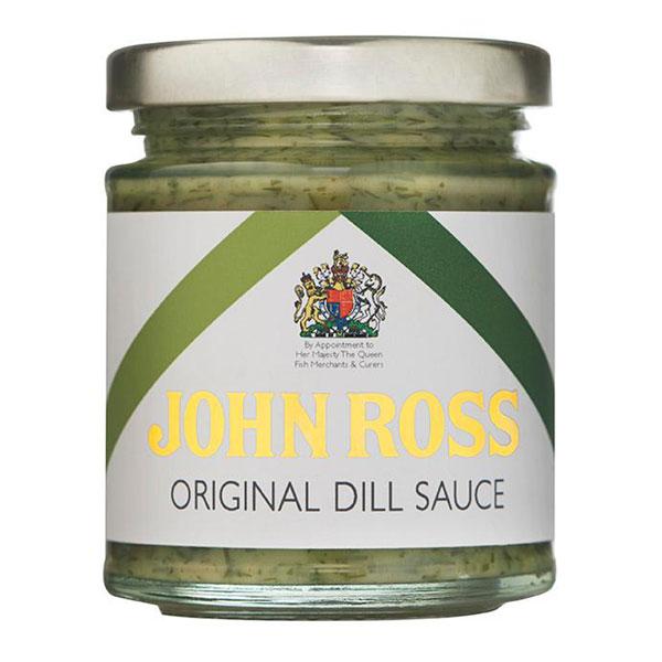 John Ross Dill Sauce