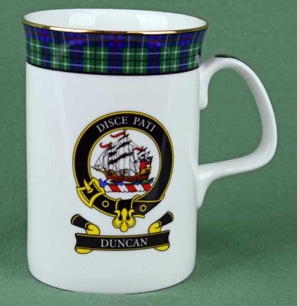 Duncan Clan Mug