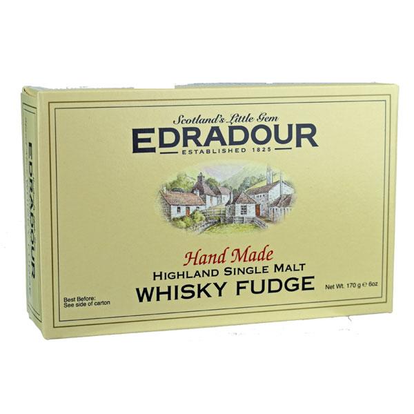 Edradour Whisky Fudge Box