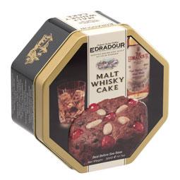 Edradour Whisky Cake