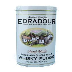 Edradour Whisky Fudge Tin