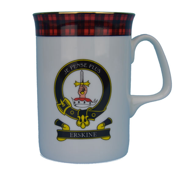 Erskine Clan Mug