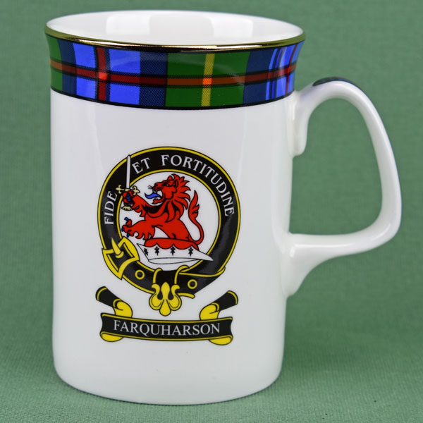 Farquharson Clan Mug