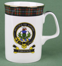 Ferguson Clan Mug