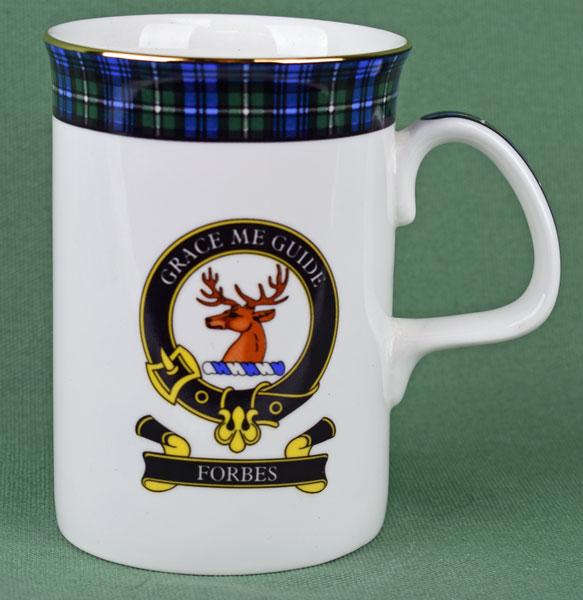 Forbes Clan Mug