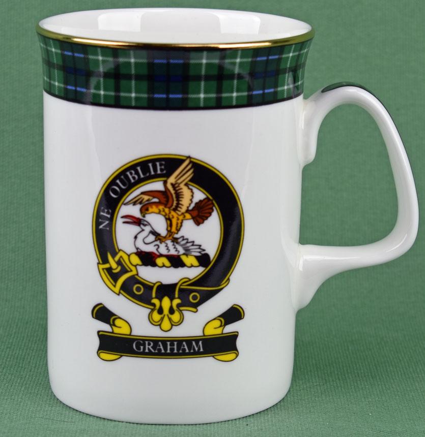 Graham Clan Mug