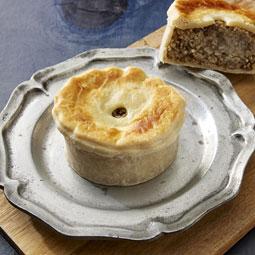 Haggis Pies - box of four