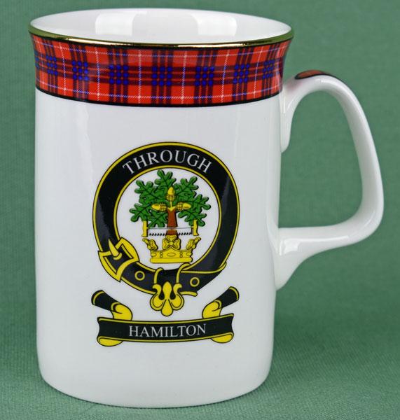 Hamilton Clan Mug