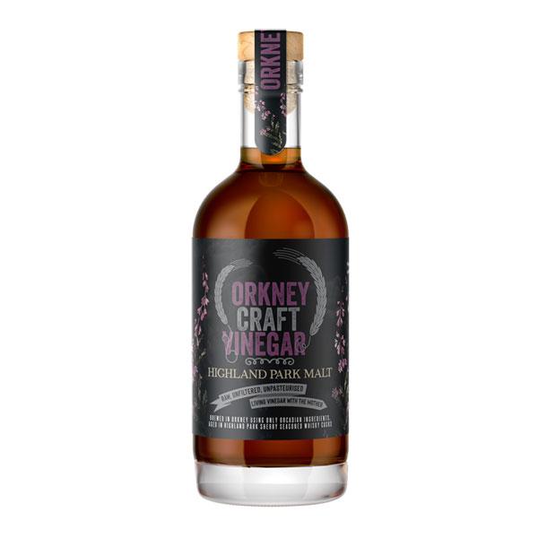 Highland Malt Vinegar - 8.5 oz bottle