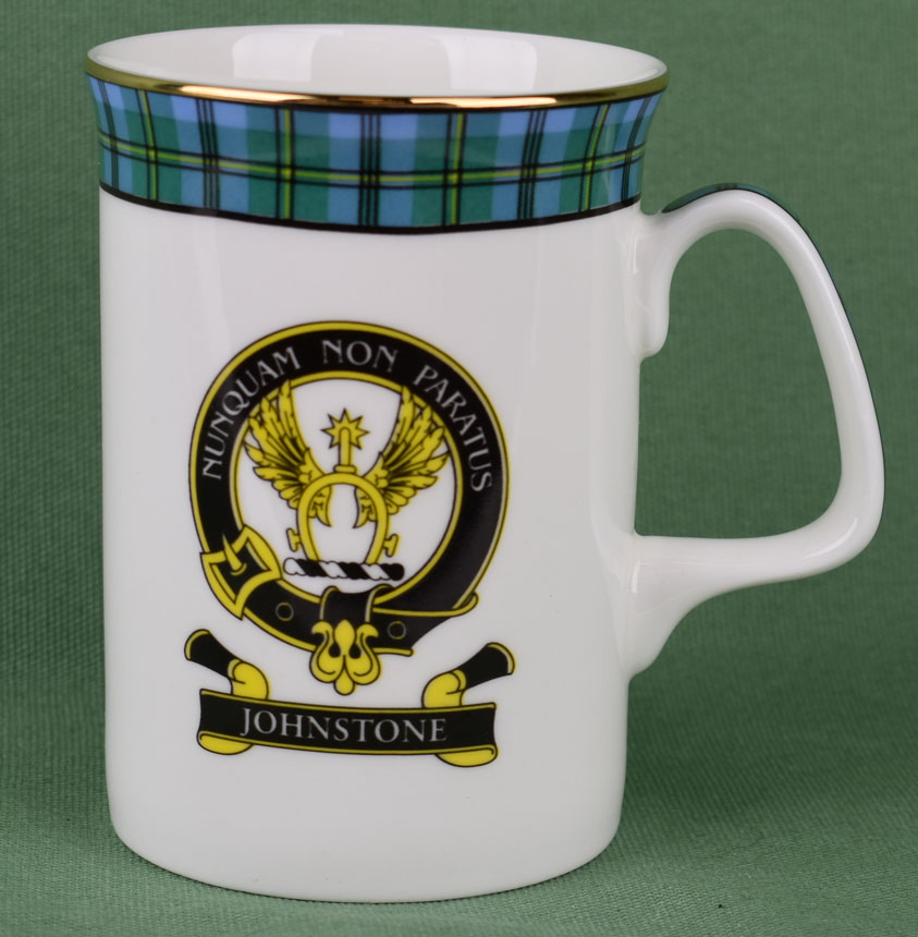 Johnstone Clan Mug
