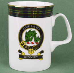 Kennedy Clan Mug