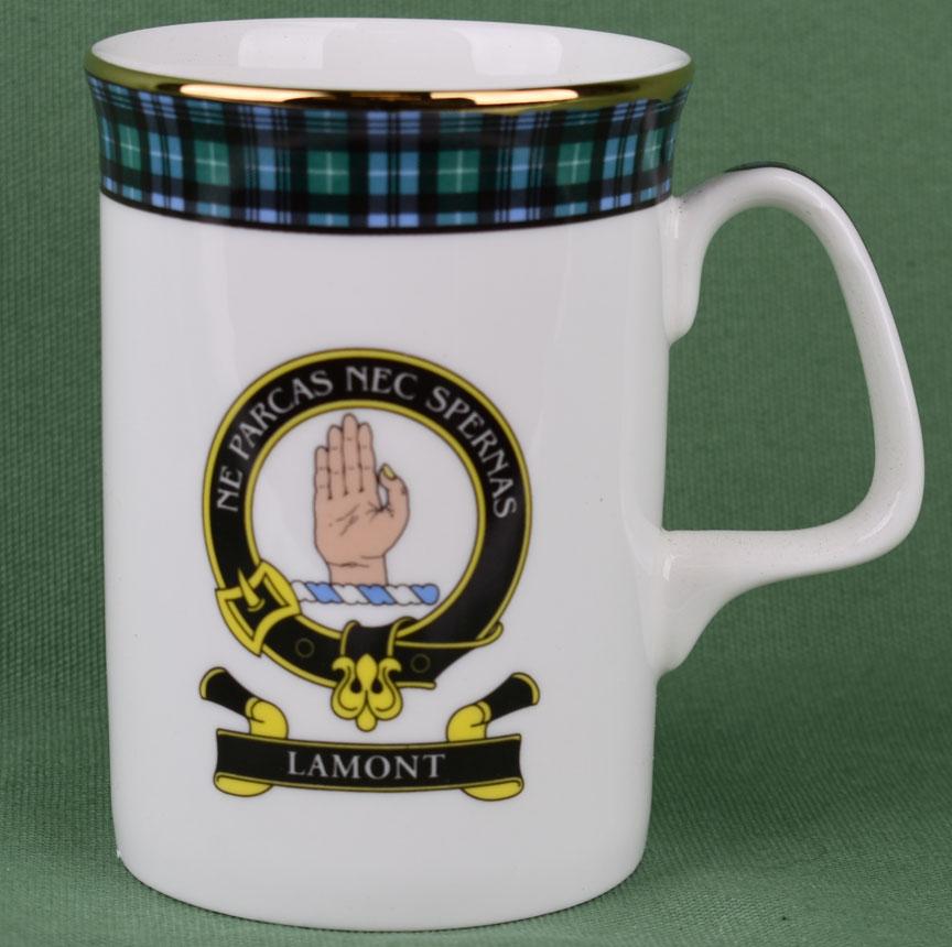 Lamont Clan Mug