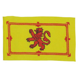 Rampant Lion Flag 60 inch by 36 inch