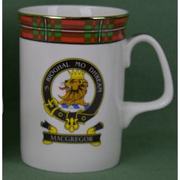 MacGregor Clan Mug