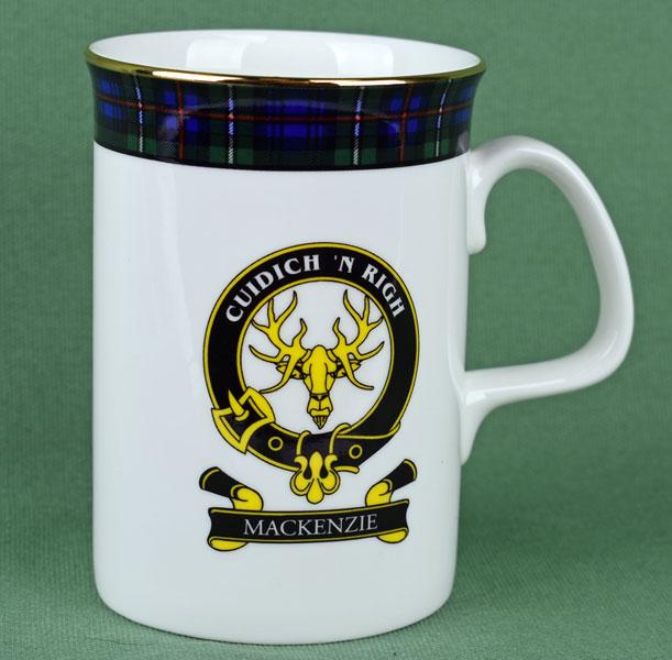 MacKenzie Clan Mug