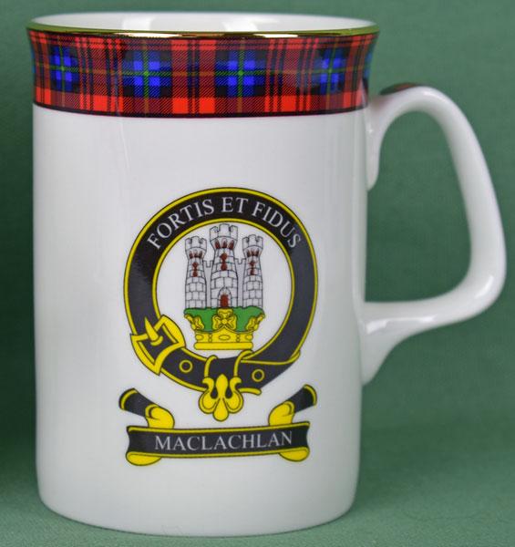 MacLachlan Clan Mug