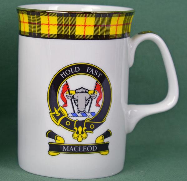MacLeod Clan Mug