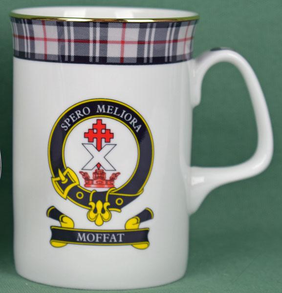Moffat Clan Mug