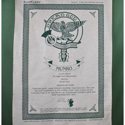 Munro Clan Mug