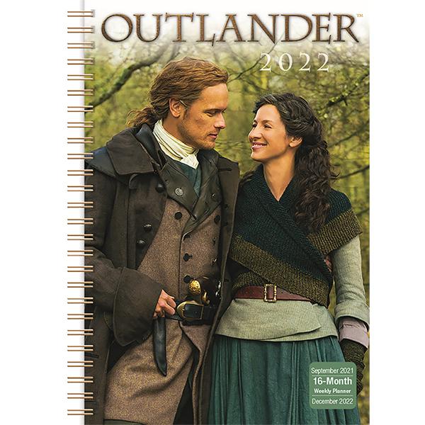Outlander Weekly Planner 2022