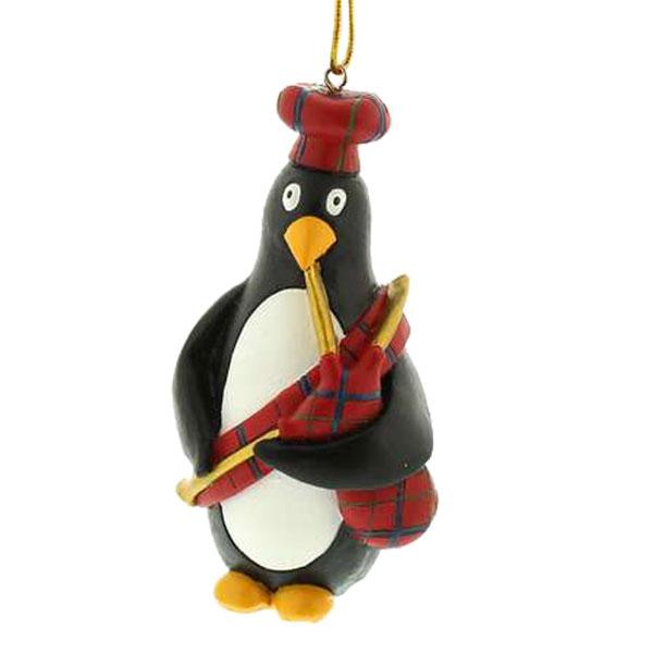 Piper Penguin Ornament