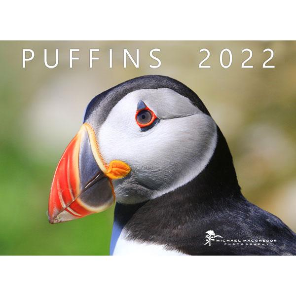 Puffin 2022 Calendar