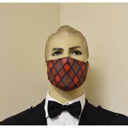 SALE Royal Stewart Mask