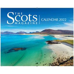 Scots Magazine 2022 Wall Calendar