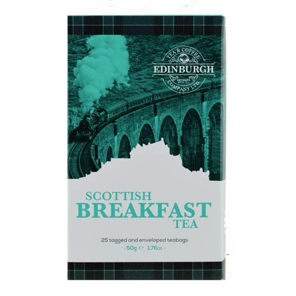 Scottish Breakfast Tea - 25 tea bags