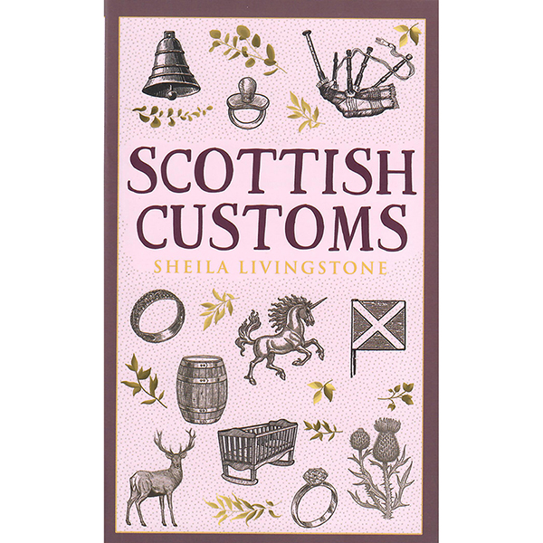 Scottish Customs - Interesting paperback