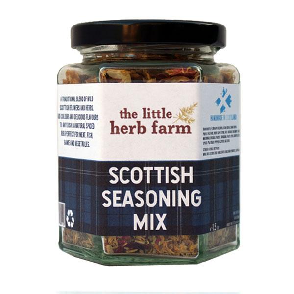 Scottish Seasoning Mix - 1.5 oz. jar