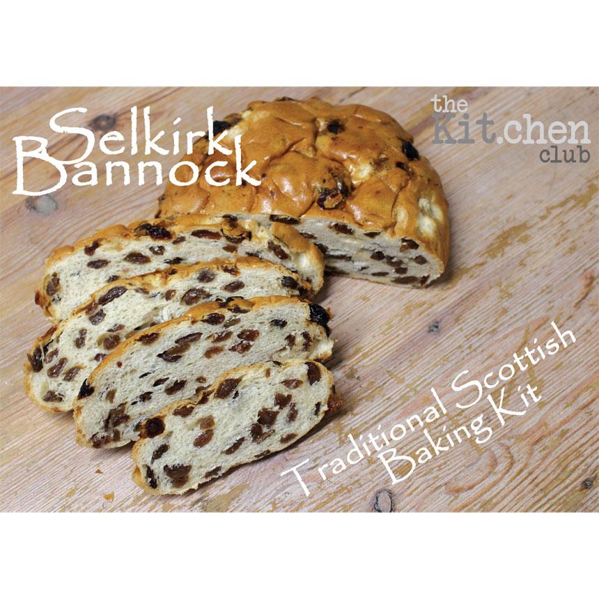 Selkirk Bannock Baking Kit - 28 oz.