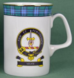 Shaw Clan Mug