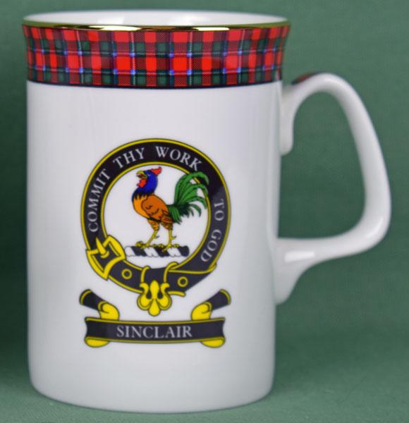 Sinclair Clan Mug