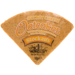 Stockan's Cheese Oatcakes