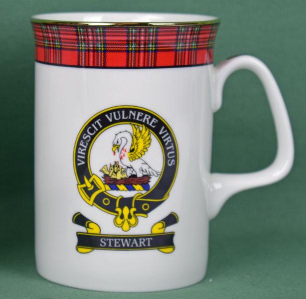 Stewart Clan Mug