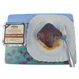 Sticky Toffee Pudding - 5 oz. Individual Serving