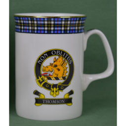 Thomson Clan Mug
