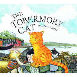 Tobermory Cat Story Book for Kids