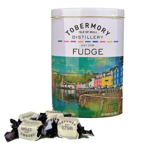 Tobermory Whisky Fudge Tin
