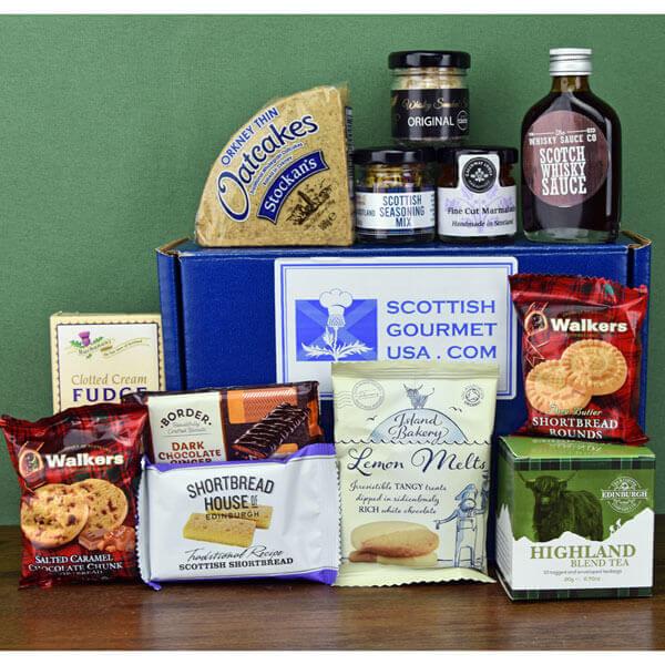 Tour of Scotland Gift Box 2021