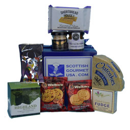 Tour of Scotland Gift Box